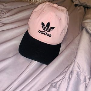 Adidas Icey Pink & Black Hat